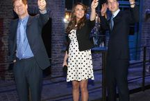 Kate Middleton, seriously, who is cooler than her? / by Ashley X-Ray
