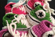 Knit/crochet / by Salina Serrano