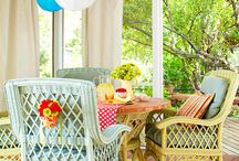 On the Porch / by Denise | The CreativiDee Workshop