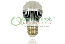 """LED Chandelier Lights / For decorative flair and light emission in all direction,  LED light bulbs that best fit are: A19 LED light bulbs (General household) and Decorative and chandelier LED light bulbs  (""""B"""", """"C7"""", """"CA"""" and """"F"""" series light bulbs). / by Green Supply"""