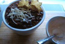 Best black bean dip ever! / by Skinny Healthy Girl