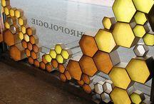 Honeycomb inspiration / by Chérif Walid