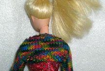 barbie dolls / by Anita Stanke