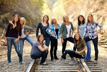 Photo Inspired :: Seniors / by Victoria Feemster