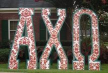 Alpha Chi Omega / by Latech Panhellenic