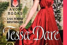 Castles Ever After series / An all-new historical romance series from Tessa Dare. Each heroine inherits her very own castle! This board is for all things castle, Regency England, and fairy-tale romance. If you'd like to pin to this board, please drop Tessa a line: Tessa AT TessaDare DOT com.  / by Tessa Dare