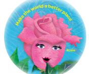 Daisies Rosie Petal - Make the World a Better Place / by Girl Scouts SU24
