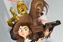 Star Wars / by Sebastian Sue