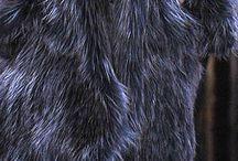 How to wear fur.  / by Clara Singleton