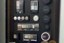 Dressing/powder room makeover / by Racheljustin Holder