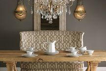 Furniture and fabrics / by Trish Westwood