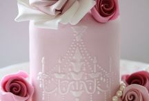 Mini Cake Inspiration / I'm passionate about my mini cakes - perfectly tasteful and elegant to the eye and the palate. There are always so many inspirations, always another way of decorating an amazing mini cake. / by Lindy Smith