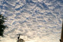 I Love clouds!!! / Clouds!! They make my day exciting:) / by Debbie Nobile