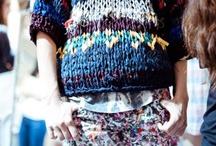 Knitting | Crochet | Weaving / by Luba Jolkinson
