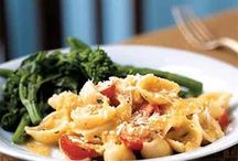 Pasta / by Sharon Guarente