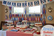 Birthday party ideas / by Debra Miller
