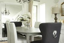 dining room / by Cecilia Popkowski Jones