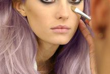 Lavender and grey / Obsessed with this color / by Mimo Sweet