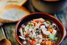 Soup Slurps / by Aoife Macken