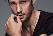 Alexander Skarsgard  / by Leland Johnson