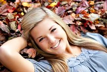 fall senior pictures. / by Morgan Hudson