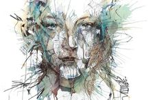 Illustration / by Isa Ojeda