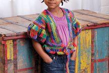 CROCHET  Children Clothes / by Miriam cordero