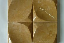 Natural Stone 3D Mosaic Wallart Tile / www.linlinstone.com / by Linkstar Industry Company Limited
