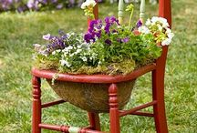 Yard ideas / by Mary Manke Livermont