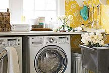 laundry room / by Ellen Thompson
