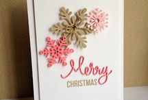 Christmas cards / by Megan Steege