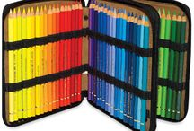 CRAFTS (COLORING & PENCILS) / by Lana Gould
