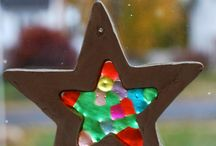 Kids Christmas Craft Ideas / Craft Ideas for our favorite season of the year - Christmas! / by Natalie Stern