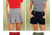 Sewing Patterns / by Renee Cidell