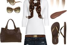 cute outfits!!! / by Ashley Barnhouse