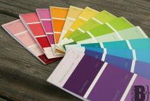Color, Glorious Color! / by effie's paper stationery co.