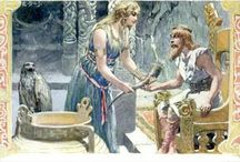 Norse Mythology in the Media / Sometimes, the mainstream media notices that Norse mythology exists. / by Norse Mythology