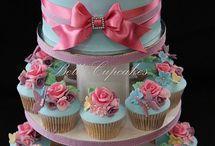 Cakes / by Kristin Smith Garrett