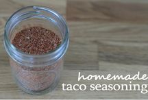 {FTM} Seasoning Recipes / by For the Mommas
