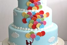 Cakes / by Chanel Malletin Gibson