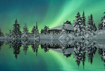 Finland, Norway, Sweden / by Katherine Tompkins
