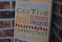 important words / by Tara Olson