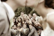 Dream Wedding- Photo Ideas / by Jordan McPherson