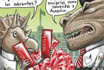 Caricaturas / Una breve muestra del por que me enamore de las caricaturas  / by Frika Atea