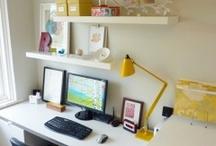 Home Office / by Raquel Eline Albuquerque