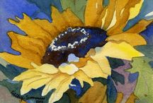 Sunflowers / by Mary Smith