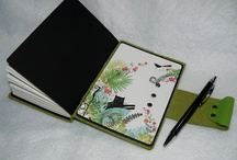 book binding / by The Crafter's Apprentice