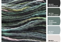 Color Inspiration / by WEBS America's Yarn Store