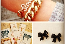 JEWELRY & ACCESSORIES / Jewelry & Accessories that we LOVE! / by andRuby