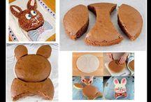 Cake tutorials and recipes / by Svetlana Dannevig